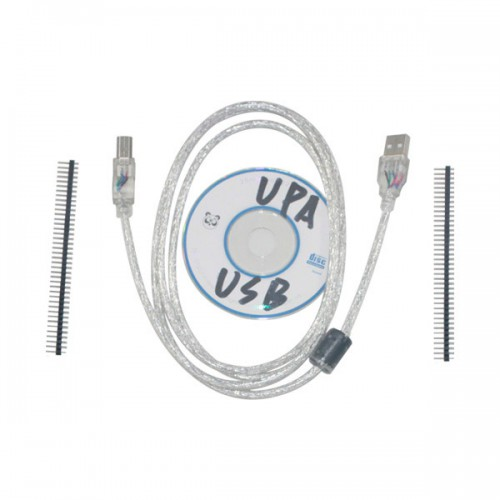 UPA USB Serial Programmer with Full Adapters Free Shipping