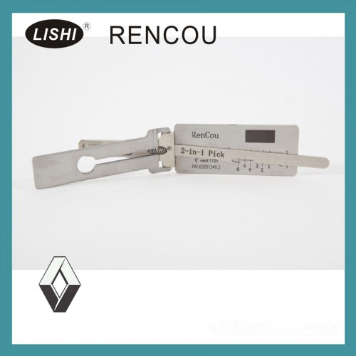LISHI Renault(A) 2-in-1 Auto Pick and Decoder