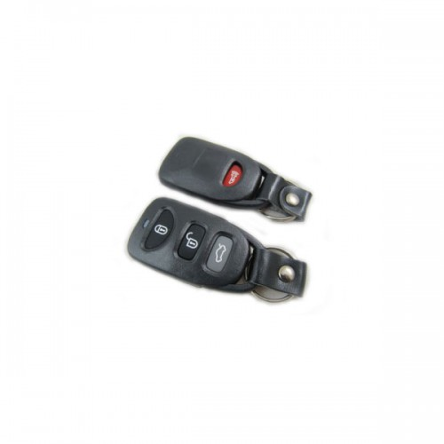 Remote Shell (3+1) Button for Kia 10pcs/lot