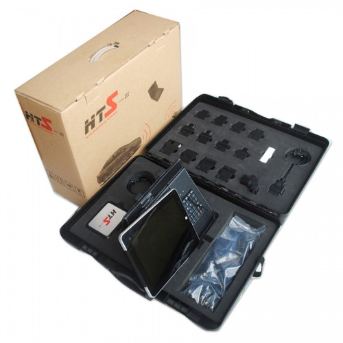 HTS-III Wireless Universal Automobile Diagnostic Scanner with PC Tablet