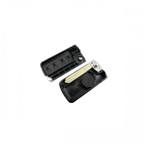 Remote Key Shell 4 Button for Nissan Flip 5pcs/lot