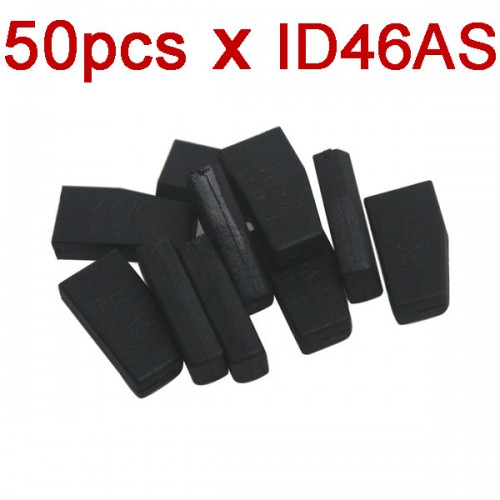 50pcs/lot ID46AS Transponder Chip (Made in China ) for 468 Key Pro
