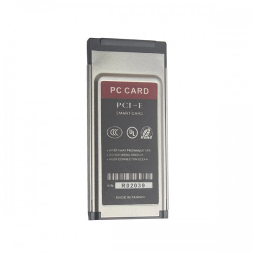 Consult III and Consult 4 Reprogramming Card for Nissan