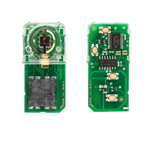 Smart Card Board 4 key 312MHZ Number 271451-03370-JP for Toyota