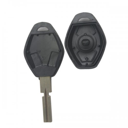 Key Shell 3 Button 4 Track for BMW 10pcs/lot