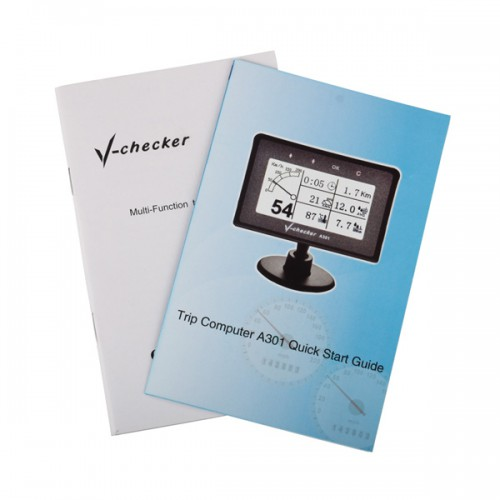 High quality V-CHECKER VCHECKER A301 Multi-Function Trip Computer