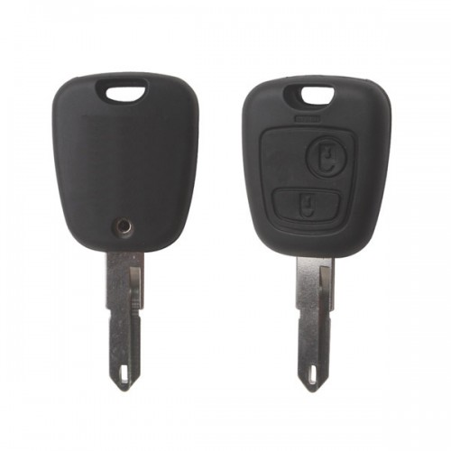 Remote Key 2 Button 433MHZ for Citroen C2 Free Shipping