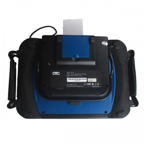 Newest SPX AUTOBOSS OTC D730 Automotive Diagnostic Scanner with Built In Printer