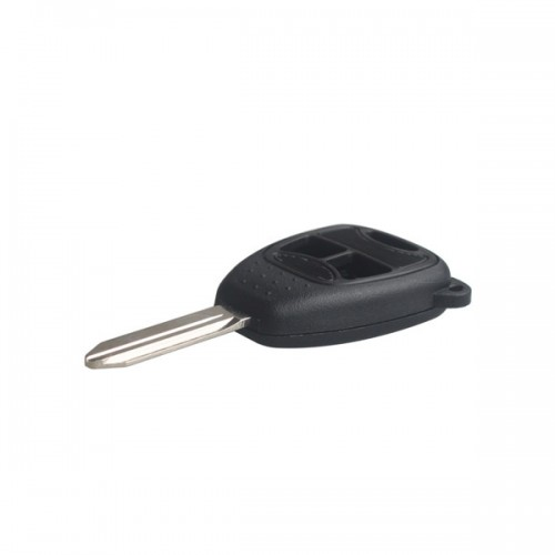Remote Key Shell 2+1 Button for Chrysler 5pcs/lot