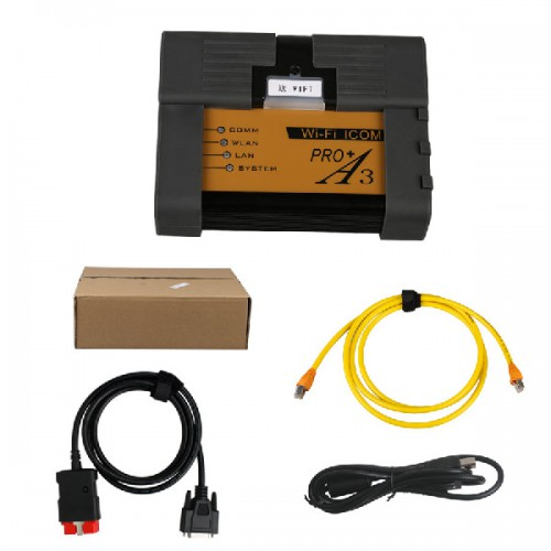 V2020.11 BMW ICOM A3 Pro+ Professional Diagnostic Tool Hardware V1.40