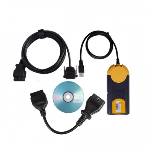 (US Ship, No Tax) I-2014 Multi-Diag Access J2534 Pass-Thru OBD2 Device