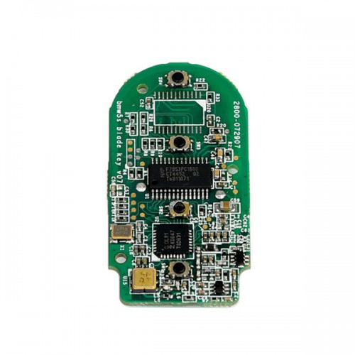 YH BMW F Series CAS4+/FEM Blade Key 315MHZ Board without Shell