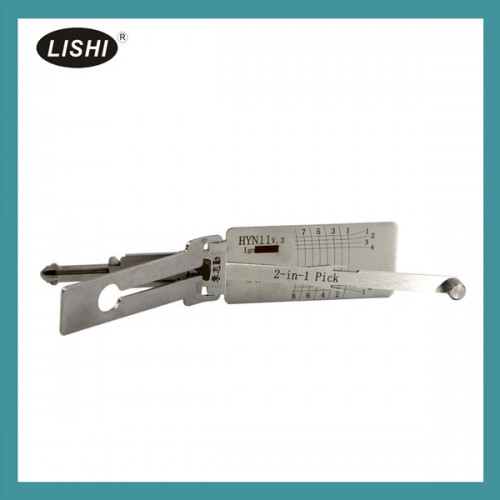LISHI HYN11(Ign) 2 in 1 Auto Pick and Decoder for Hyundai