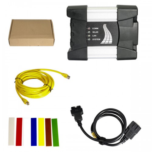 WIFI BMW ICOM Next Professional Diagnostic Tool with Latest Software HDD 4.05.32.20335