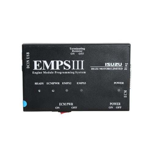 2012.5V EMPSIII Engine Diagnostic Tool for ISUZU Programming Plus with Dealer Level