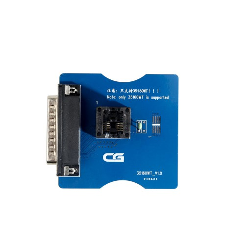 35160WT Adapter for CGDI PRO 9S12 Programmer