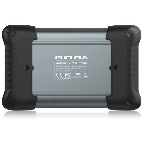 EUCLEIA TabScan S8 Pro Dual-mode Diagnostic System Supports DoIP Vehicles 18-Month Free Update