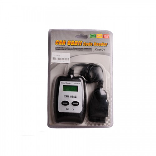 CAS804 Universal CAN-BUS OBDII OBD2 Engine Scanner/Code Reader