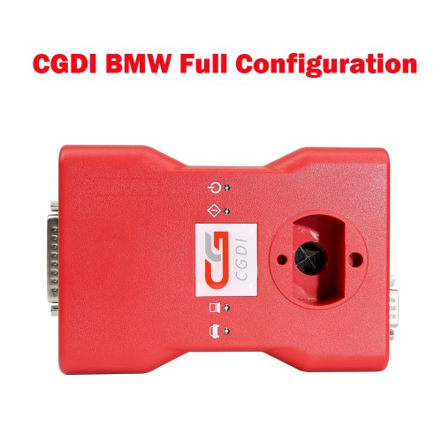 [7% OFF $752.37 (UK Ship) V3.1.4 CGDI Prog BMW Key Programmer Full Configuration Total 22 Authorizations with Reading 8 Foot Chip Free Clip Adapter
