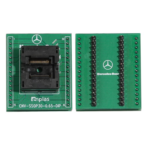 SSOP 30Pin Adapter for NEC Programmer for Benz