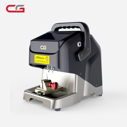 CG Godzilla Automatic Key Cutting Machine with Battery Built-in Database 3 Years Warranty
