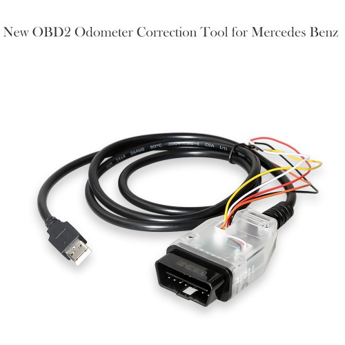 OBD2 Odometer Correction Tool for Benz FBS4 2015-2017 No Need CAN Filter
