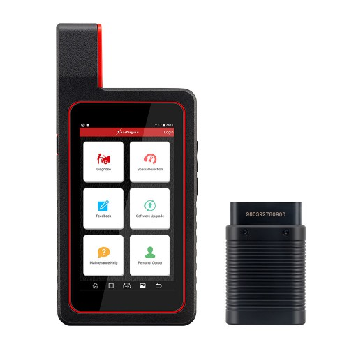 Launch X431 DIAGUN V Diagun5 Bi-Directional Full System Diagnostic Scan Tool 2 Years Free Update Better than Diagun IV