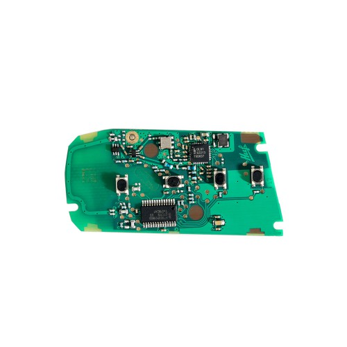 BMW F Series CAS4+/FEM Blade 315 MHZ Key Board with Shell from CGDI