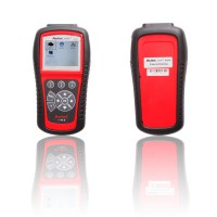 (UK Ship No Tax) Original Autel AutoLink AL619 EU ABS/SRS OBDII CAN Diagnostic Tool Supports Online Update