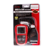 Original Autel AutoLink AL319 OBDII & CAN Code Reader Support Online Update Ship from US
