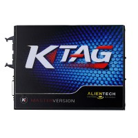 V2.13 KTAG K-TAG ECU Programming Tool Master Version With 500 tokens No Checksum Error