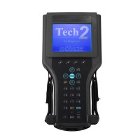 (UK Ship No Tax) Tech2 Diagnostic Scanner with TIS2000 for GM, SAAB, OPEL, SUZUKI, ISUZU, Holden with Plastic Case