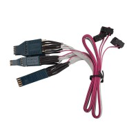 Jan Version Tacho Pro Set of NO. 42 Cable EEPROM DIP-8CON NO. 43 Cable EEPROM SOIC-14CON NO.44 Cable EEPROM SOIC-8CON
