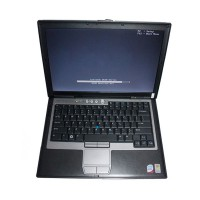 Dell D630 Core2 Duo 1,8GHz, 4GB Memory WIFI, DVDRW Second Hand Laptop Especially for BMW ICOM