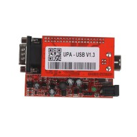 V1.3 UPA USB Programmer with Full Adapters