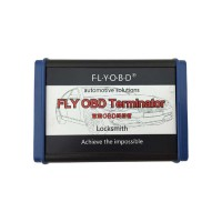 Newest V1.9 FlyOBD OBD Terminator Full Version Free Update Online with Free J2534 Softwares