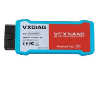 (US Ship No Tax) Wifi VXDIAG VCX NANO 2 in 1 for Ford IDS V120 Mazda IDS V120