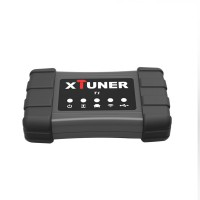 (US Ship No Tax) XTUNER T1 Heavy Duty Scanner V13.1 Auto Intelligent Trucks Diagnostic Tool Supports Wifi Works on WinXP-Win10