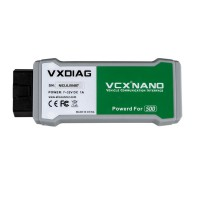 VXDIAG VCX NANO for Land Rover and Jaguar SDD Software V160 Ship from Amazon US