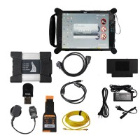 2020.08 WIFI BMW ICOM NEXT A+B+C with Software HDD Plus EVG7 8GB Diagnostic Controller Tablet PC