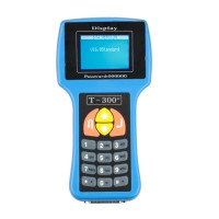 V2017.17.8 T300 Key Programmer English Version Main Unit