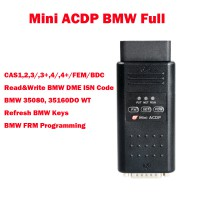[7% Off $984] (UK, US Ship) Yanhua Mini ACDP Programming Master with Module 1, 2, 3, 4, 7, 8 11 BMW Full Package Total 7 Authorizations