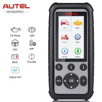 Autel MaxiDiag MD806 Pro Full System OBD2 Diagnostic Tool Update Online for Lifetime