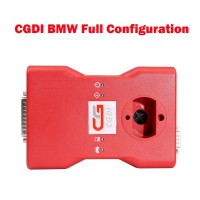 [3.19 Sale] V3.1.1 CGDI Prog BMW Key Programmer Full Configuration Total 22 Authorizations with Reading 8 Foot Chip Free Clip Adapter