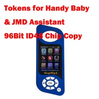 Tokens for Handy Baby and JMD Assistant 96Bit ID48 Chip Copy Function