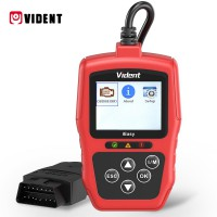(US Ship No Tax) VIDENT iEasy300 CAN OBDII/EOBD Code Reader Free Shipping