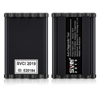 (UK Ship No Tax) SVCI 2019 (FVDI) Commander Auto Diagnostic Tool for most Cars with 18 Software