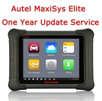 AUTEL MaxiSys Elite with J2534 ECU Preprogramming Tool One Year Software Subscription