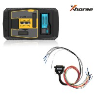 (UK Ship No Tax) Original Xhorse VVDI Prog Programmer with Bosch ECU Adapter DHL Free Shipping