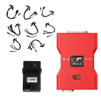 (US,UK Ship No Tax) CGDI Prog MB Benz Key Programmer Support All Key Lost with Full Adapters for ELV Repair